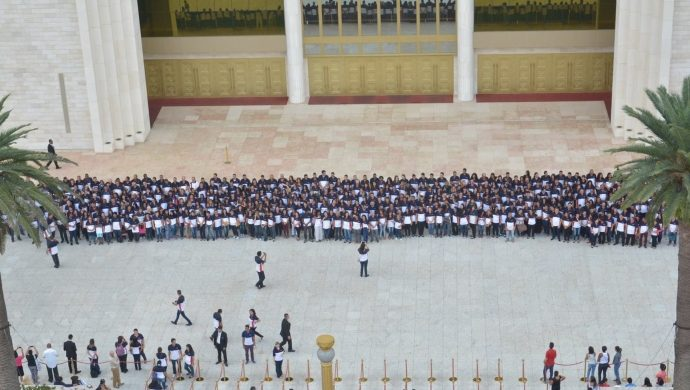 Más de 29 mil evangelistas fueron consagrados en Brasil