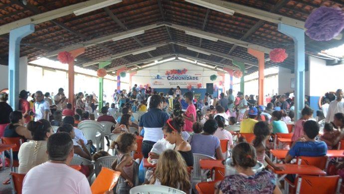 Proyecto de la Universal lleva a cabo una acción simultánea en tres estados brasileños