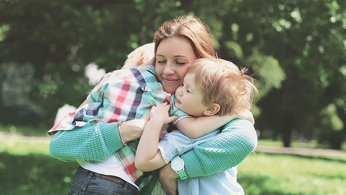 Cómo ser una madre fuerte