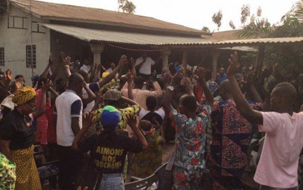 Benín recibe apoyo social y espiritual de la Universal
