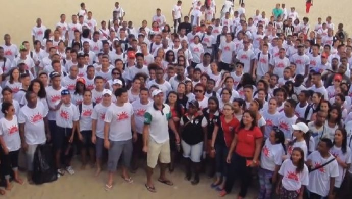 Voluntarios de la FJU luchan por la conservación del medio ambiente