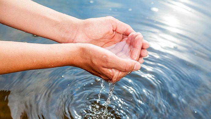 Una fuente de Agua Viva