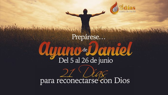 Prepárese para el Ayuno de Daniel