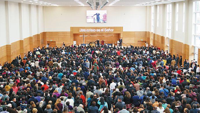 Chile estrenó Sede Nacional