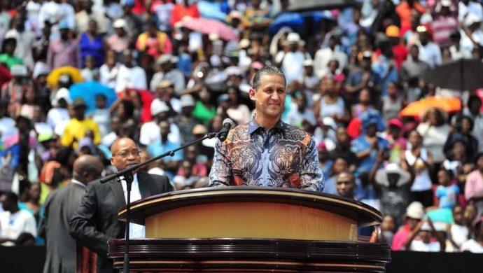 Un evento de la Universal en Sudáfrica reúne 140 mil personas