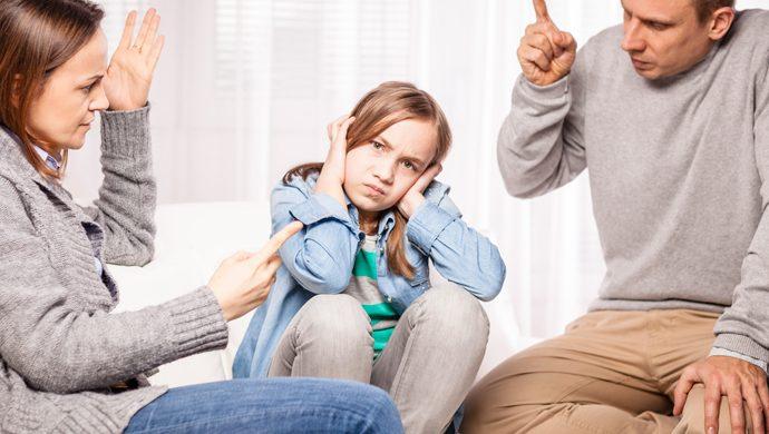 ¿Qué hacer con los hijos que no escuchan a sus padres?