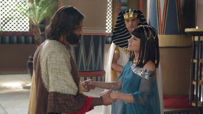 La egipcia que cuidó a Moisés