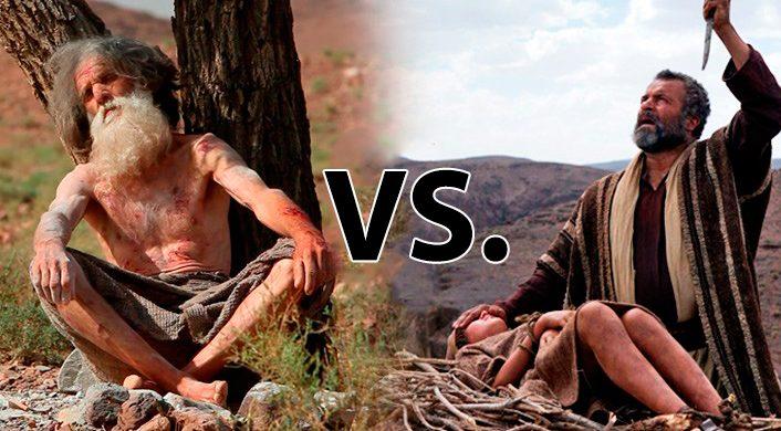 Job vs. Abraham