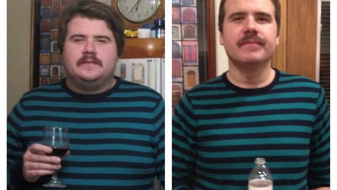 La diferencia que hacen 800 días sin alcohol
