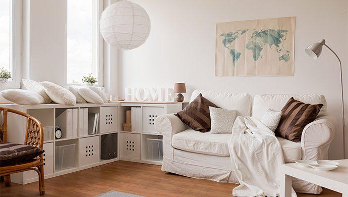 Ambientes más amplios en viviendas pequeñas