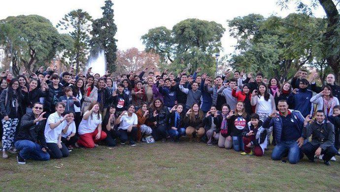 EvangelStyle en Parque Centenario