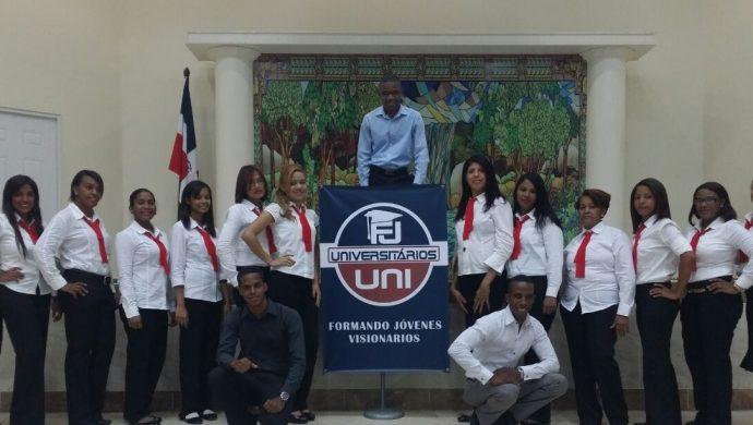 La Fuerza Joven Universal comienza un proyecto con universitarios en República Dominicana