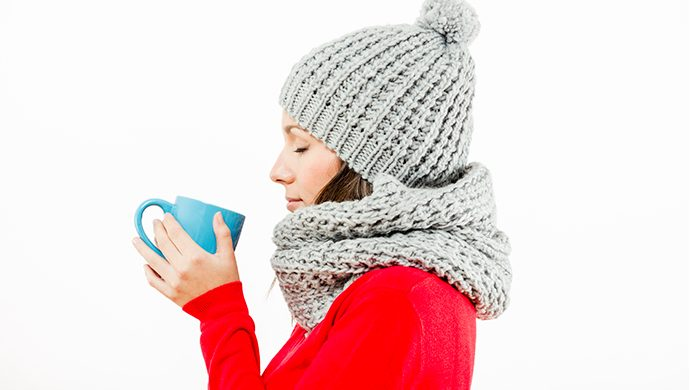 El frío y la vitamina C