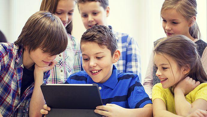 ¿La red social es un lugar para niños?
