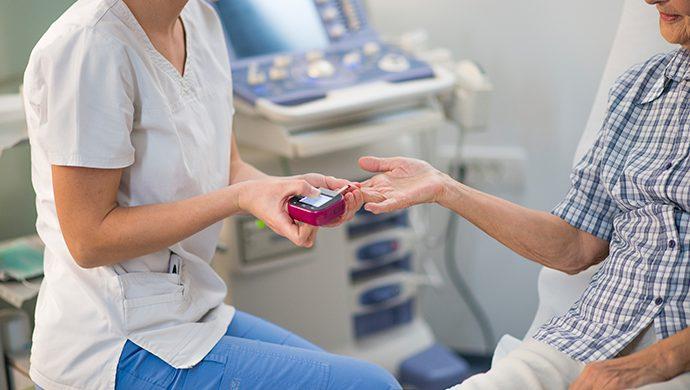 Uno de cada diez argentinos sufre diabetes