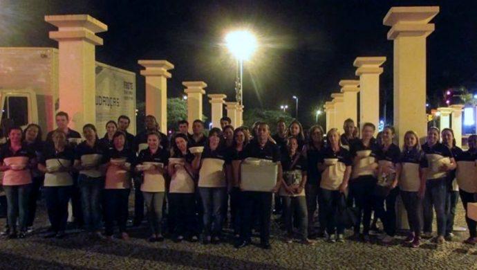Solidaridad en Santa Catarina
