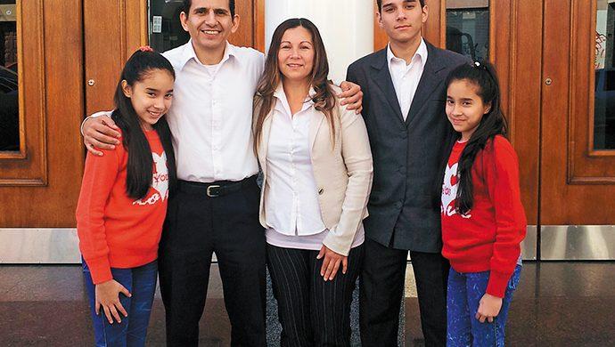 Los problemas en el matrimonio afectaban a toda la familia