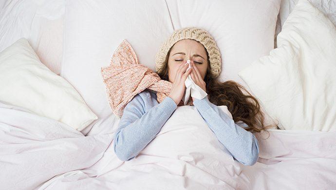 El invierno y los problemas respiratorios