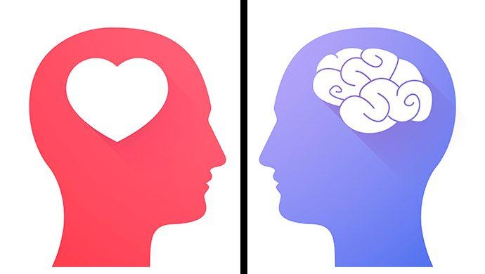 Separe la emoción de la razón