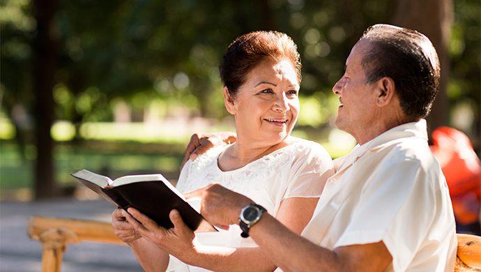6 versículos bíblicos para mejorar su matrimonio