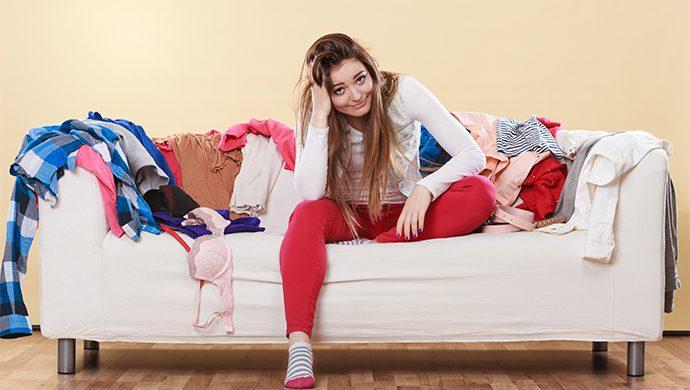 Al elegir la ropa, ¿se puede simplificar lo complicado?