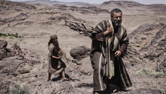 Abraham hace una alianza con Dios