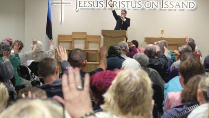 Entérese como ha sido la inauguración del nuevo templo en Estonia