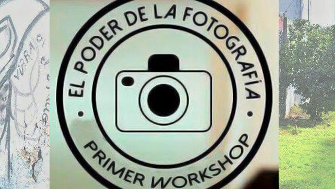 Primer workshop de Fotografía