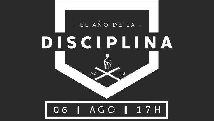 El Año de la Disciplina