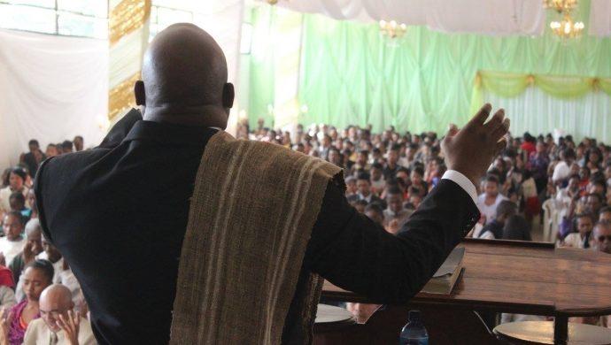 La Universal en Madagascar reúne miles de personas durante las concentraciones