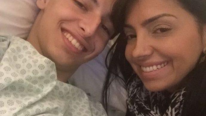 La cantante brasileña Eyshila habla sobre la muerte de su hijo