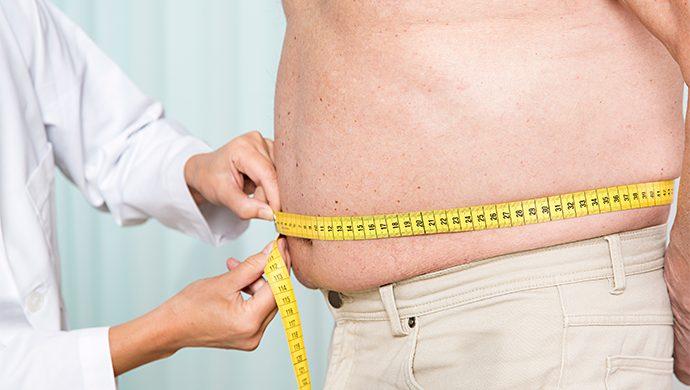 La panza aumenta las chances de tener cáncer de próstata