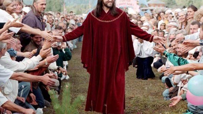 Un ex policía afirma que es la reencarnación de Cristo
