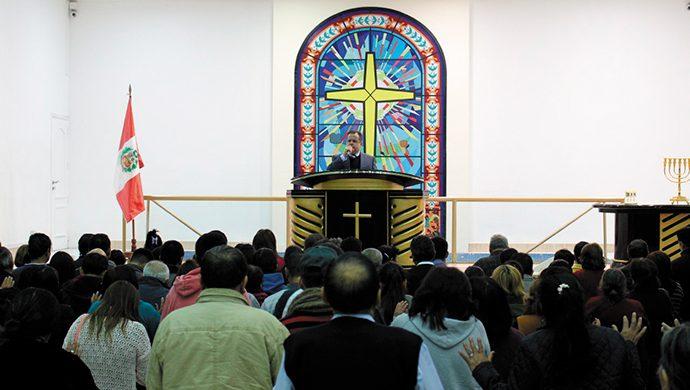 Viaje misionero a Perú