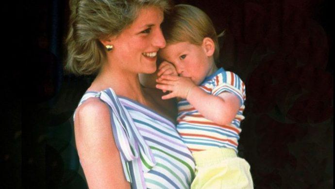 El príncipe Harry revela el dolor que lo persigue por la pérdida de su madre