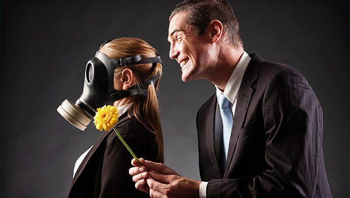 8 Señales que indican que usted está en una relación tóxica