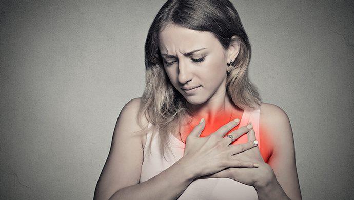 Mujeres, a cuidarse el corazón