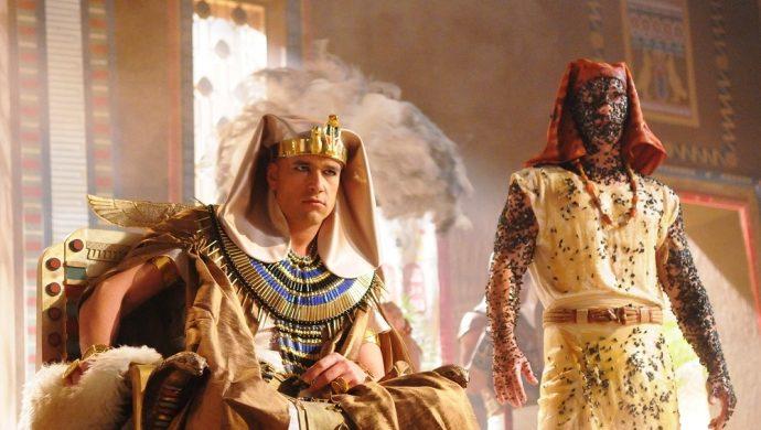 Las 10 plagas que alcanzaron a Egipto