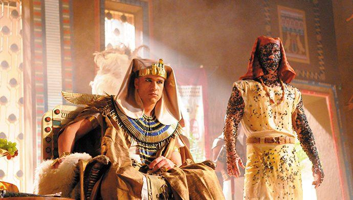 Piojos y moscas invaden Egipto