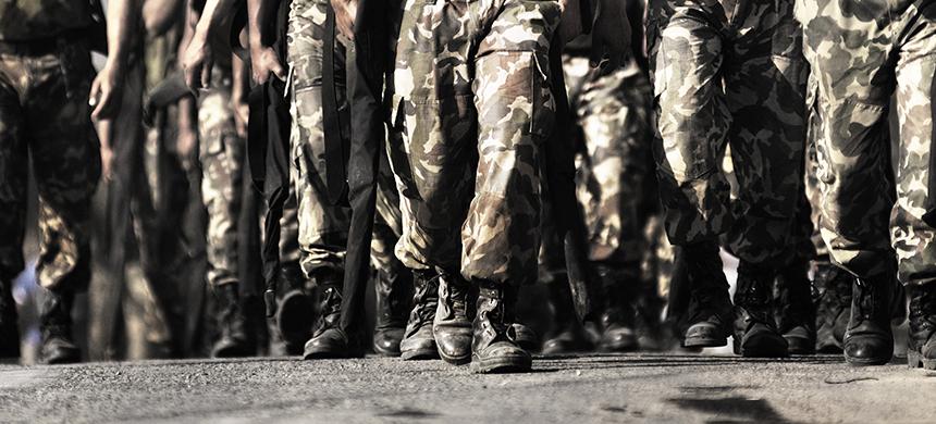 Convocado para el Ejército del Altísimo