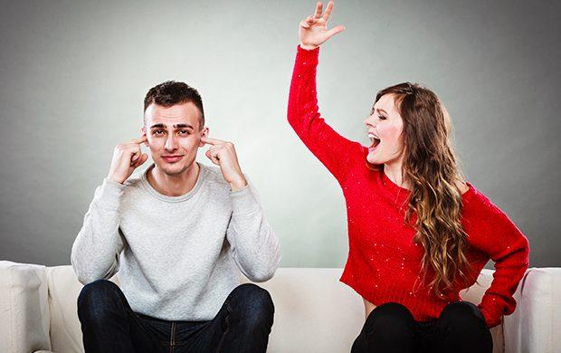 ¿Cómo evitar discusiones en la relación?