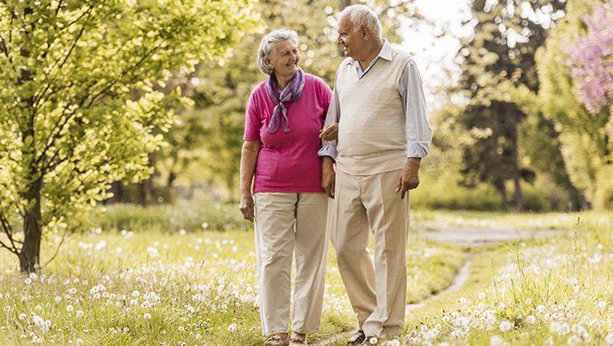 Un matrimonio feliz y duradero no es fruto de la suerte