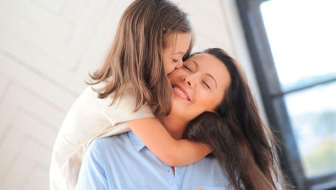Madre, una mujer especial