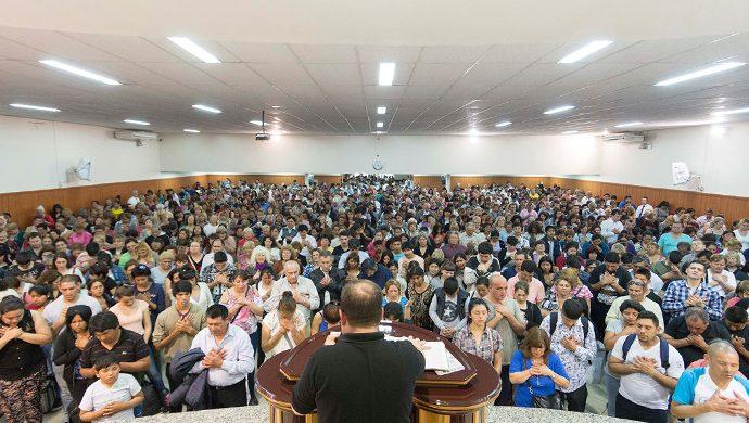 Reunión especial en La Plata