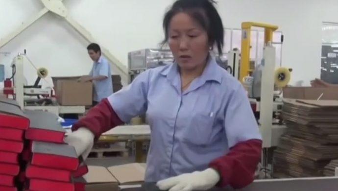Fabrica china produce una Biblia por segundo