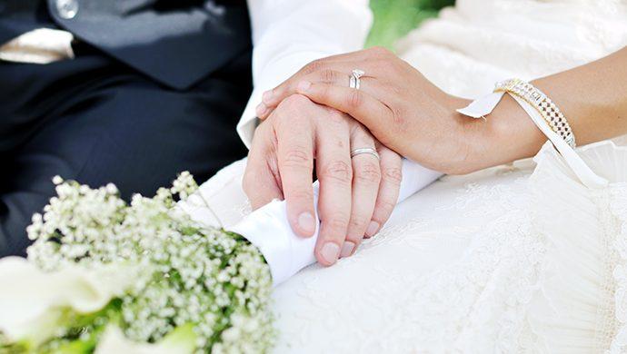 ¿Hay una cierta edad para casarse?