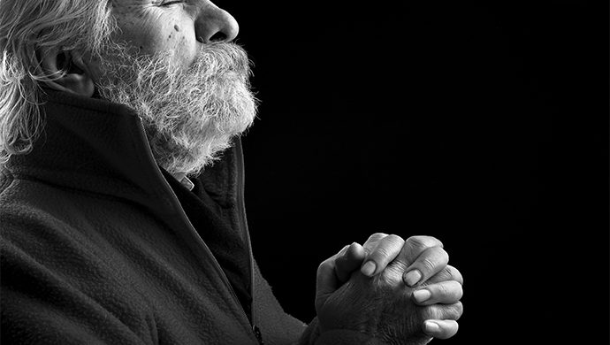 ¿Hombre de Dios o profeta viejo?