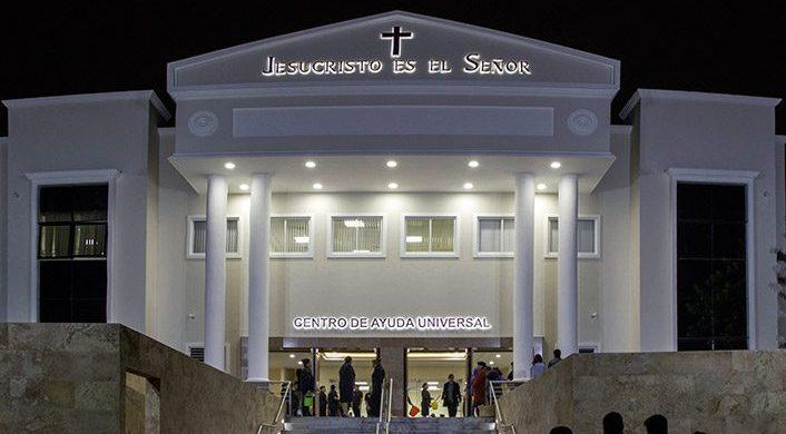 La Universal inaugura un nuevo Templo