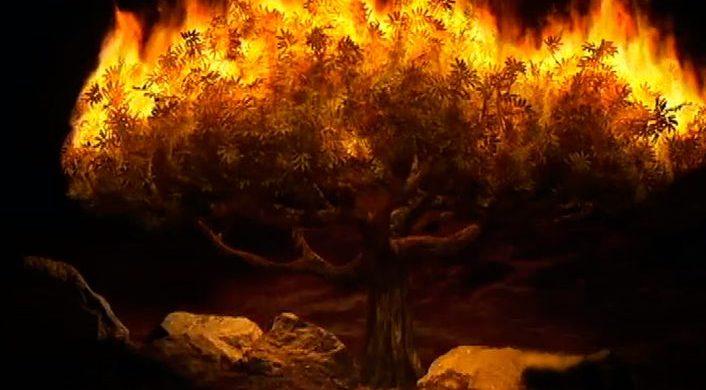 El fuego del Altar