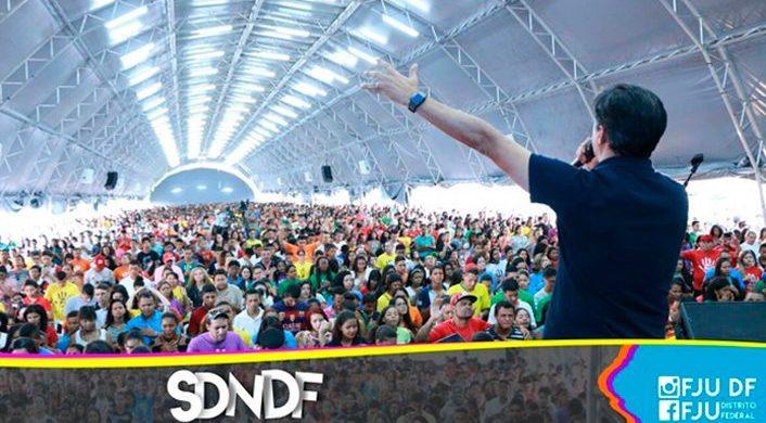 7 mil jóvenes reunidos en Brasilia